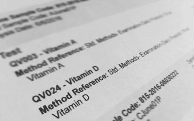 """Beyond """"Fortified"""" Vitamin D Milk"""